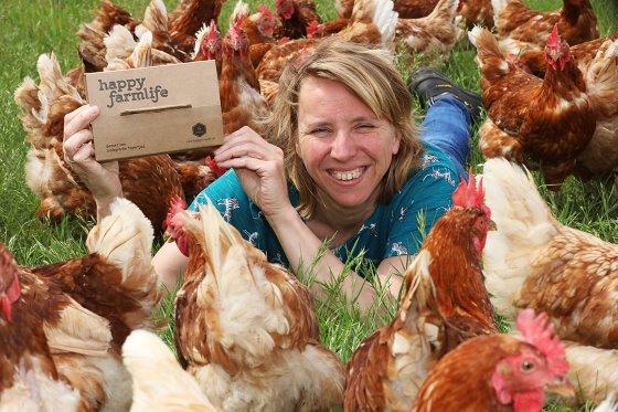 نکاتی درباره بازاریابی تخم مرغ در سراسر جهان