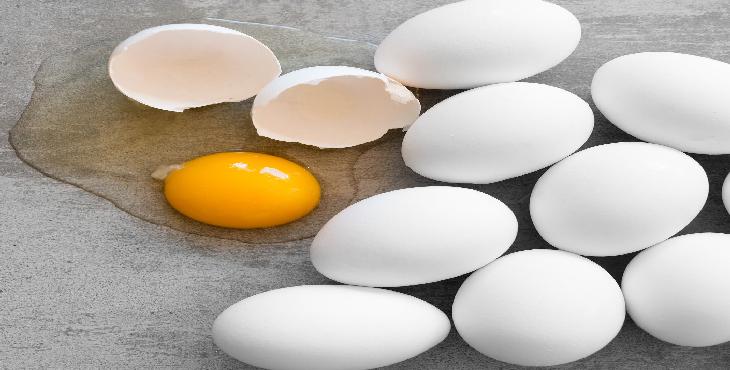 عرضه تخم مرغ کمتر از نرخ مصوب