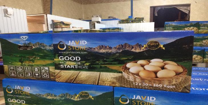 ضوابط صادرات تخممرغ در آبان ماه
