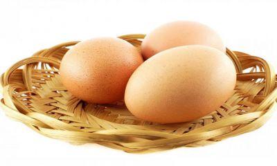 تخم مرغ سرشار از اسید فولیک