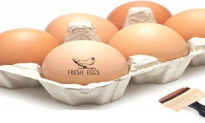 جولان تخم مرغ های بی هویت در بازار