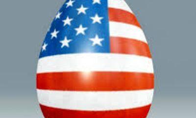 آمریکاییها تخم مرغ ذخیره میکنند