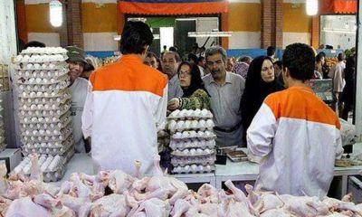 ثبات قیمت مرغ و تخم مرغ تا پایان ماه رمضان